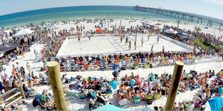emerald coast volleyball