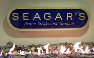 seagars entrance