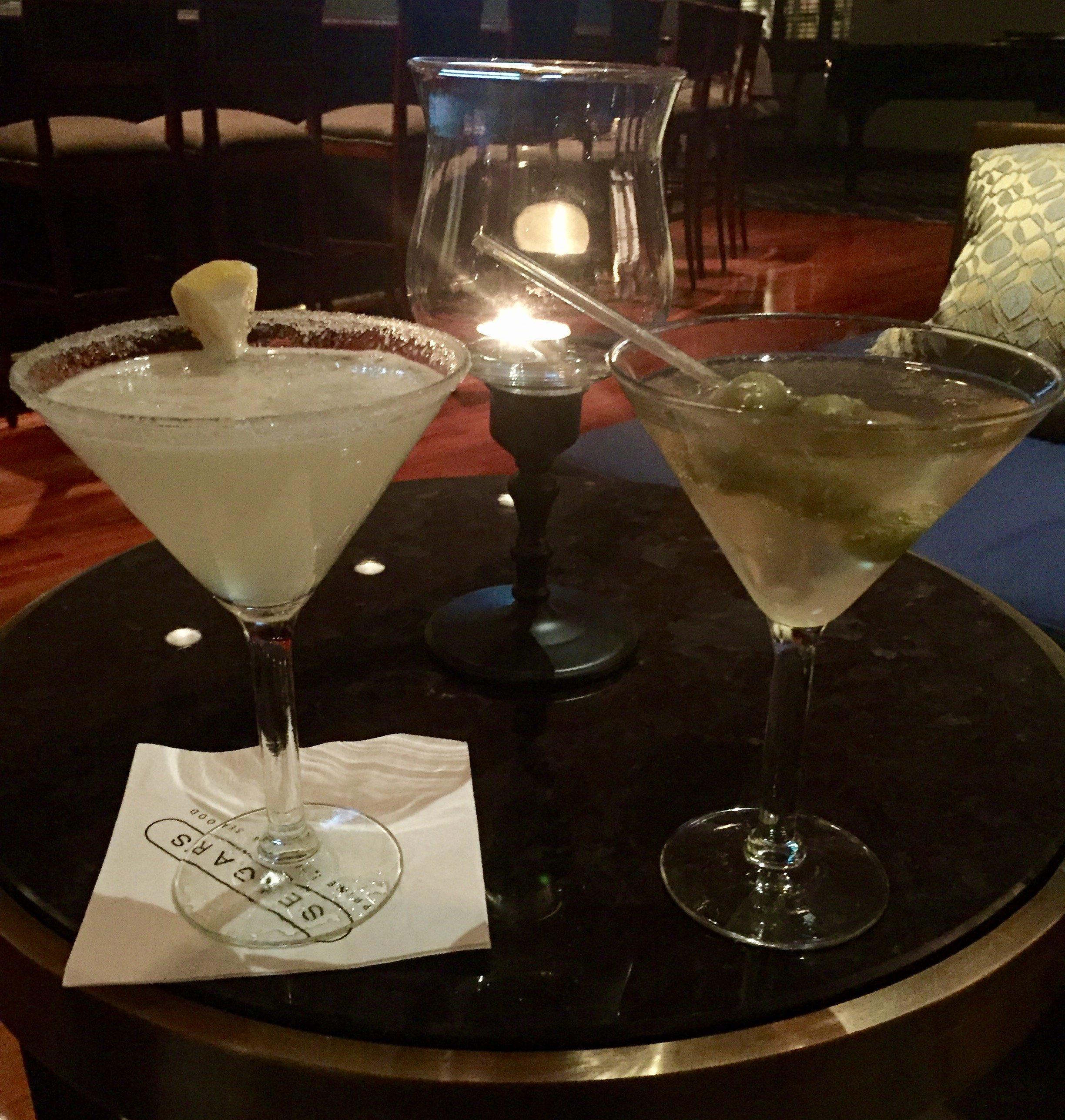 seagars martinis