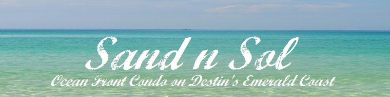 Sandnsol Destin Vacation Rental