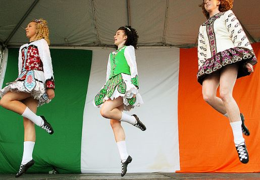 irish dancers destin harborwalk