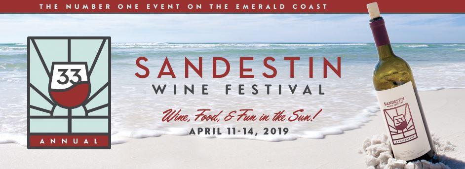 wine festival in sandestin